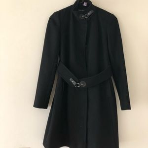 Via spiga wool coat size 2